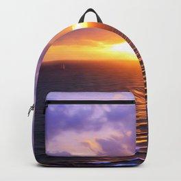 Waikiki Sunset | Hawaii Backpack