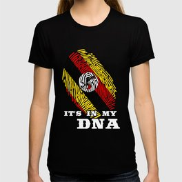 Uganda - ItS In My Dna T-shirt
