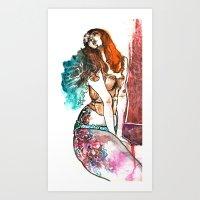 Lo! Art Print
