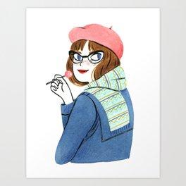 Lollipop Art Print