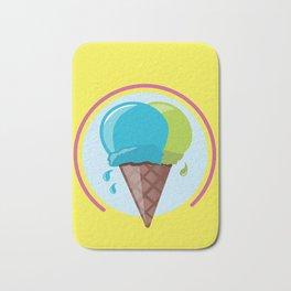 Ice Cream Bath Mat