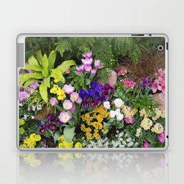 Floral Spectacular - Spring Flower Show Laptop & iPad Skin