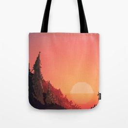Canyon Coast Tote Bag