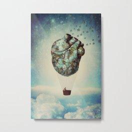 The Unforgettable Love Journey 2 Metal Print