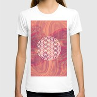 flower of life T-shirts featuring Life Flower by shutupbek