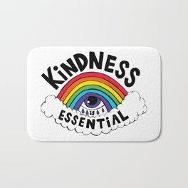Kindness is Essential  Bath Mat