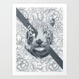 MMX Art Print
