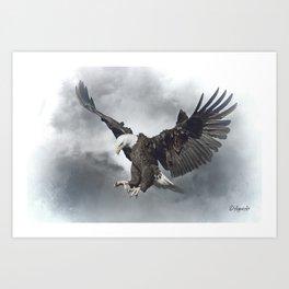 Eagle Spirit Art Print