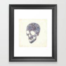 New Skin Framed Art Print