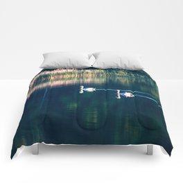Swan family Comforters
