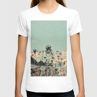 diver T-shirts featuring Lonely Diver by Fajar P. Domingo