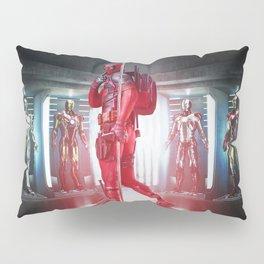 Deadpool's Adventure Pillow Sham