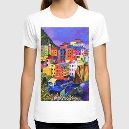 Manarola Cinque Terre T-shirt