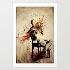 untitled#1 Art Print