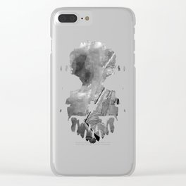 The Fate of Sir Charles Vane: Mutiny and the Cursed Lands Clear iPhone Case