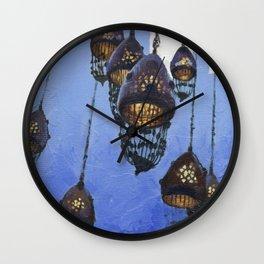 Byzantine Dreams Wall Clock