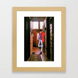 Lupin III (Lupin the third) (Burnsville NC)  Framed Art Print