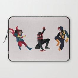 The smol trinity Laptop Sleeve