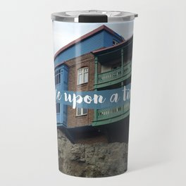Once upon a time // #TravelSeries Travel Mug