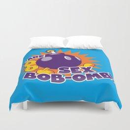 We Are Sex Bob-omb! Duvet Cover
