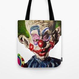 Killer Klown Tote Bag
