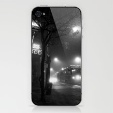A Streetcar Named Noir iPhone & iPod Skin
