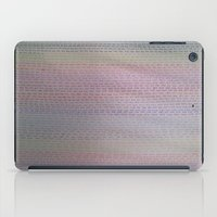 numbers iPad Cases featuring Numbers by Melissa Roberts