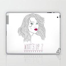 What's Up ? Laptop & iPad Skin