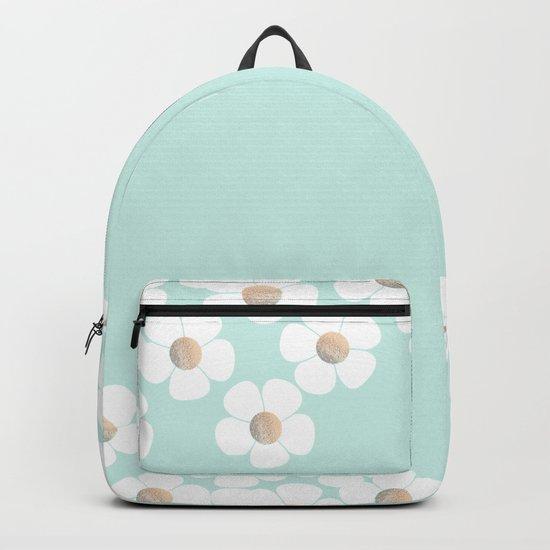 DAISY RAIN MINT Backpack