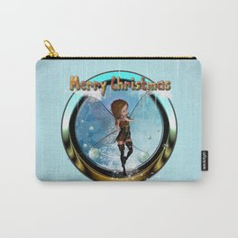 Cute elf Carry-All Pouch