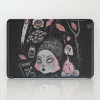 stickers iPad Cases featuring Magical ϟ Autumn by lOll3