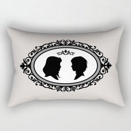 Victorian Korrasami Rectangular Pillow