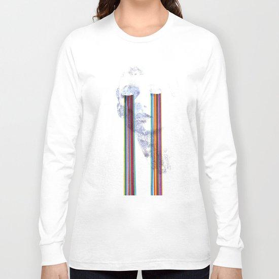 Lacryma Color Long Sleeve T-shirt