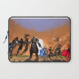 Vox Machina Laptop Sleeve