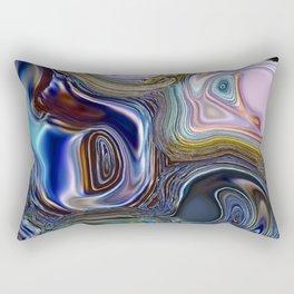 Meeting Twice Rectangular Pillow