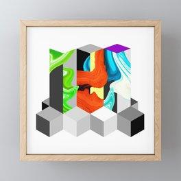 Andre Framed Mini Art Print
