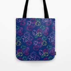 BP 71 Doodles Tote Bag