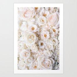 Flower Collection III Art Print