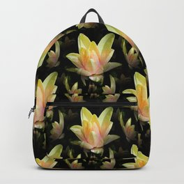 Fractal Water Lily Backpack