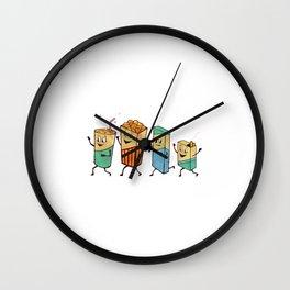 Intermission Wall Clock