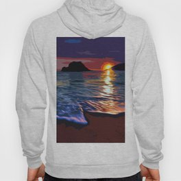 Sleeping Sun Hoody