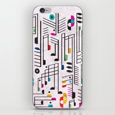 MY SONG iPhone & iPod Skin