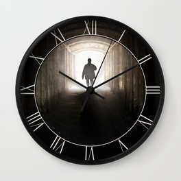 An unexpected guest Wall Clock