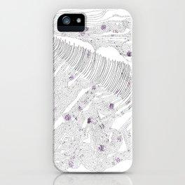 Topografia bibliófaga de imaginação iPhone Case