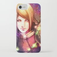 samus iPhone & iPod Cases featuring Samus 2013 by Vincent Vernacatola