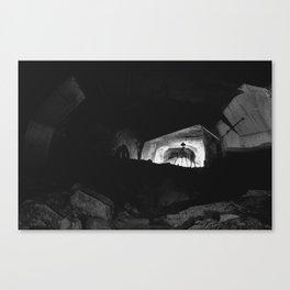 Photographer's playground Canvas Print