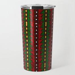 Laberinto Navideño Travel Mug