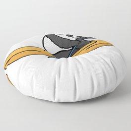 Kayak Canoe Canoe Gift Canoes kayaker Floor Pillow