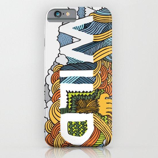 The Wildz iPhone & iPod Case