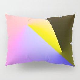 Expressionist Cubes II  Pillow Sham